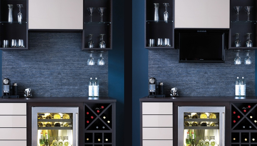 Mini Bar Goals!